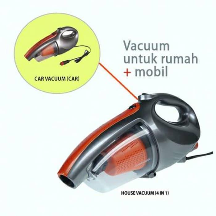 Promo       Vacuum Cleaner Boombastic 4 In 1 Bonus Vacuum Cleaner Mobil       Original