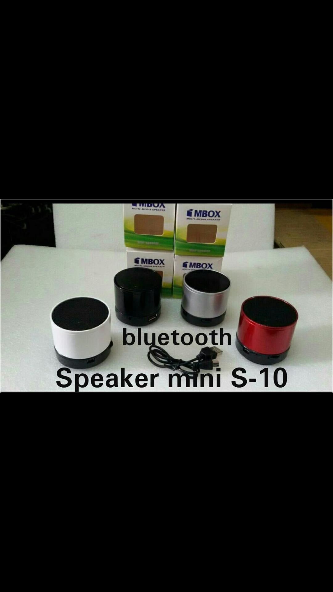MBOX ESMILE EMG Speaker S10 mini Aktif bluetooth wireless ORIGINAL speaker bluetooth mp3 usb musik audio suara spk ZTS  BONUS ADAPTOR  spek : - Power switch off / on working - DC 5V charging