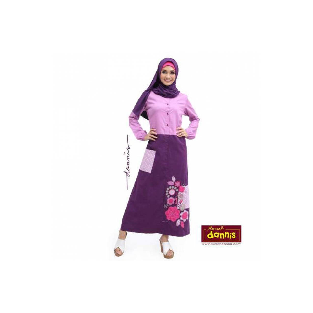 Abaya Dannis Size XL