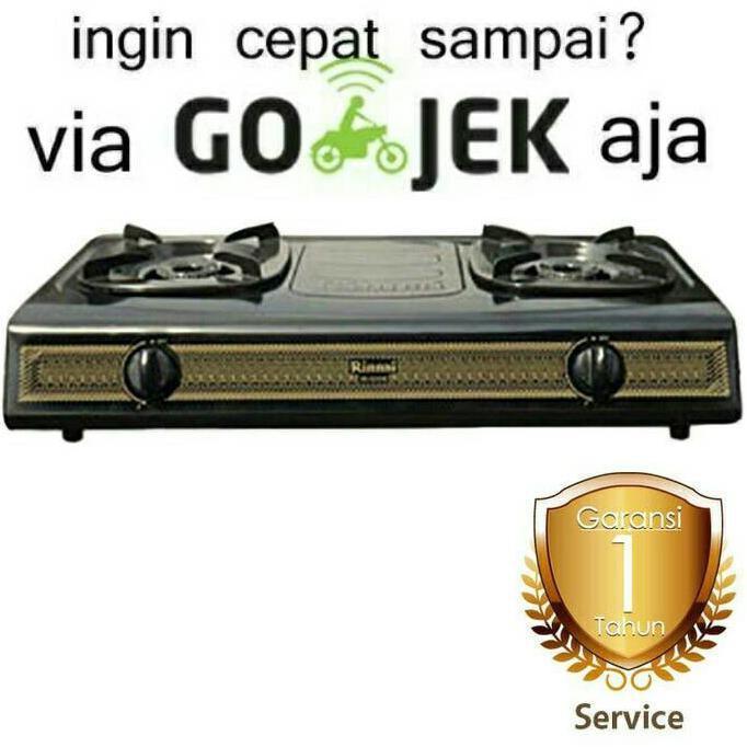 1 Tungku Qgc 101r Gratis Selang Regular; Page - 2. Rinnai .