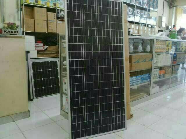 Promo  Solar Panel / Solar Cell / Panel Surya 150 wp Harga Promo  Original