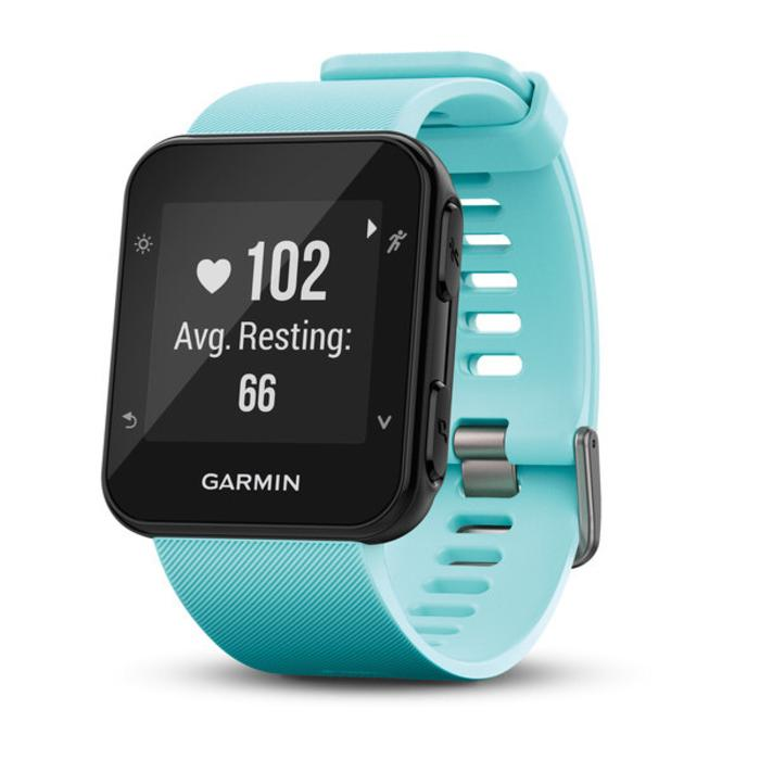 Best Top Seller!! Garmin Forerunner 35 Frost Blue - ready stock