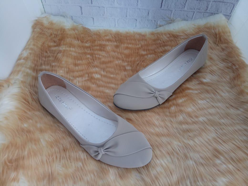 Arlaine - Keyko Flat Shoes By Arlaine Shop.
