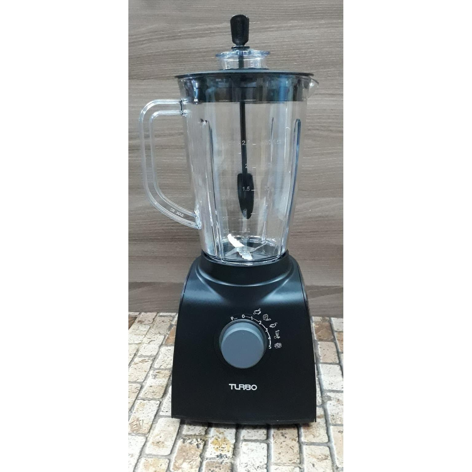 Turbo blender heavy duty EHM 8000/blender es batu/blender kuat