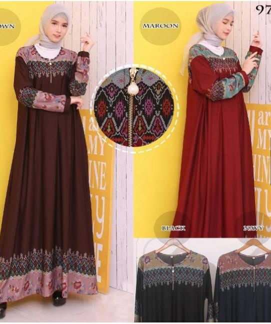Buy Sell Cheapest Gamis Jeans Jumbo Best Quality Product Deals