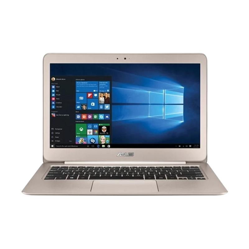 ASUS ZenBook UX305CA-M3-6Y30 Notebook [M3-6Y30/8GB/256GB/W10]Icicle Gold