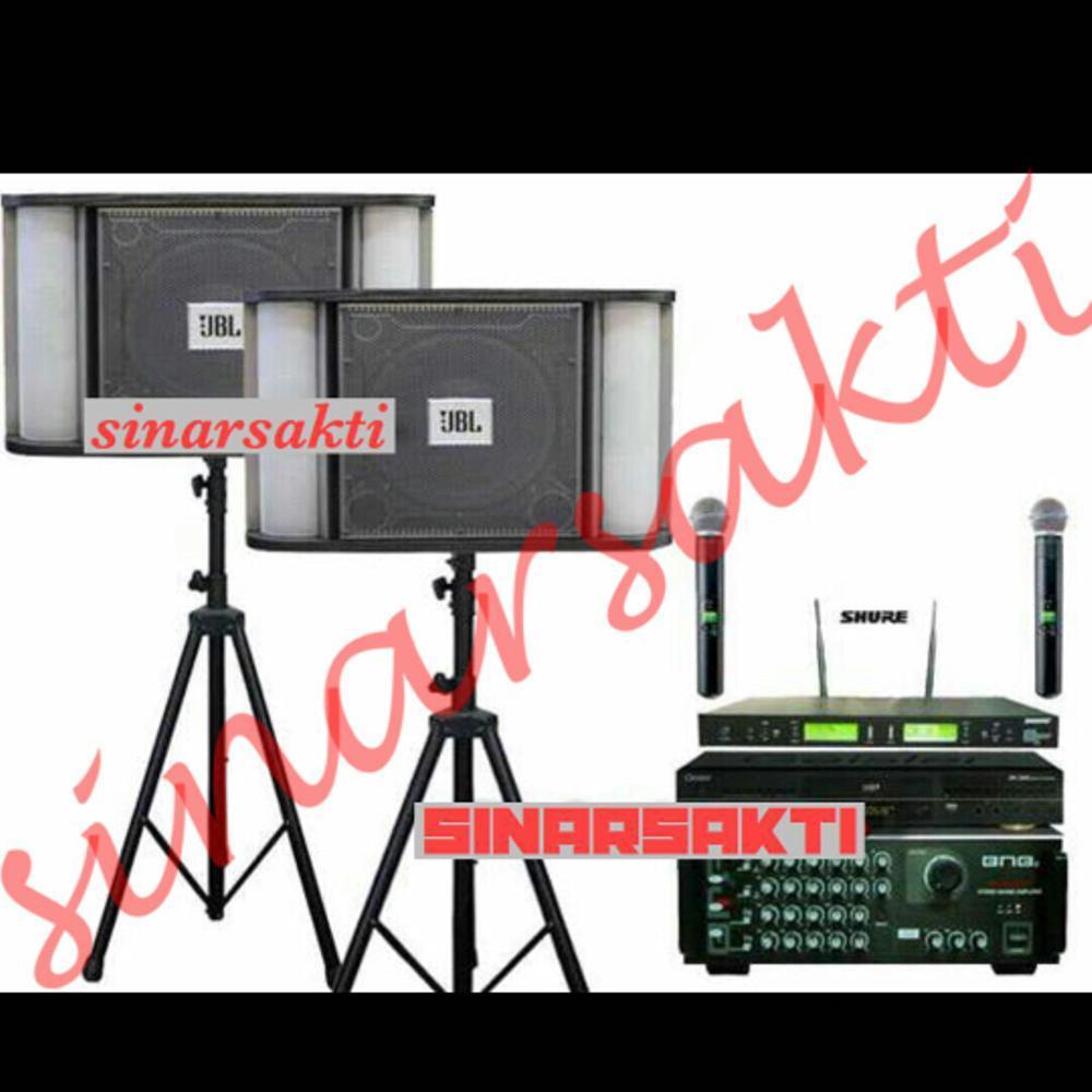 Murah Paket Sound System BMB + JBL +DVD KARAOKE ( ORIGINAL )