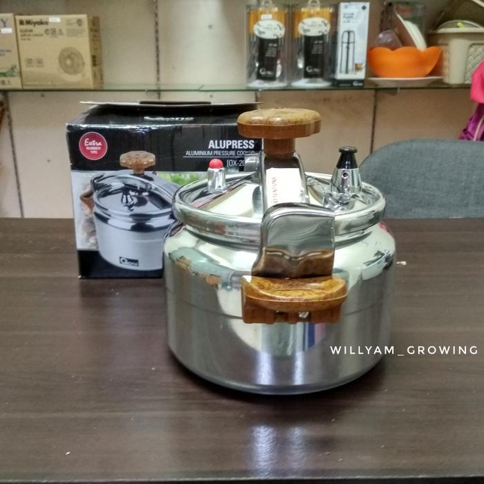 ... SALE Oxone alumunium pressure cooker 4 Liter OX 2004