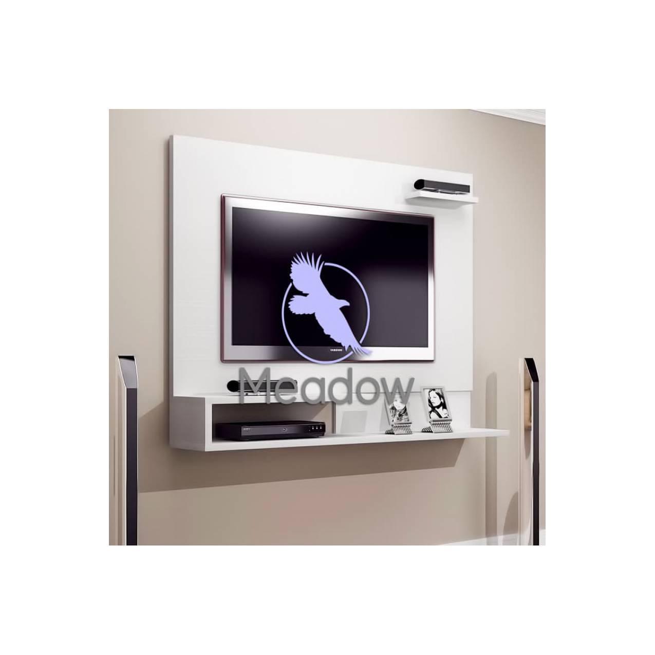 Rak TV Gantung Modern Minimalis