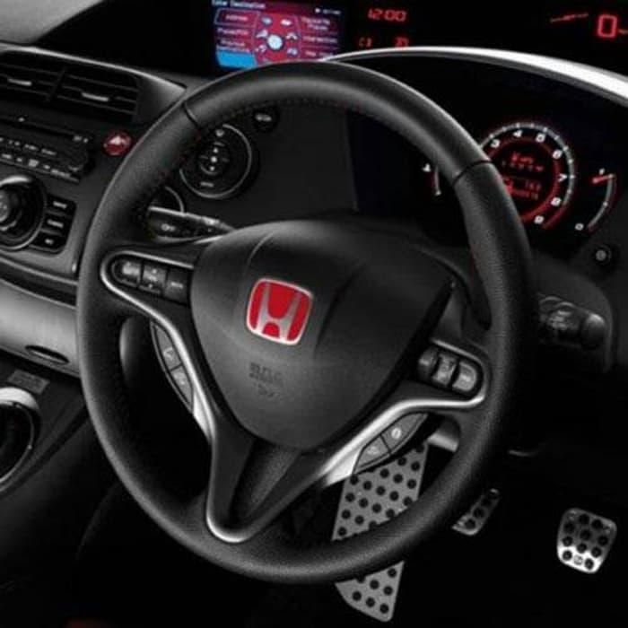 Emblem Stir Logo Honda Merah