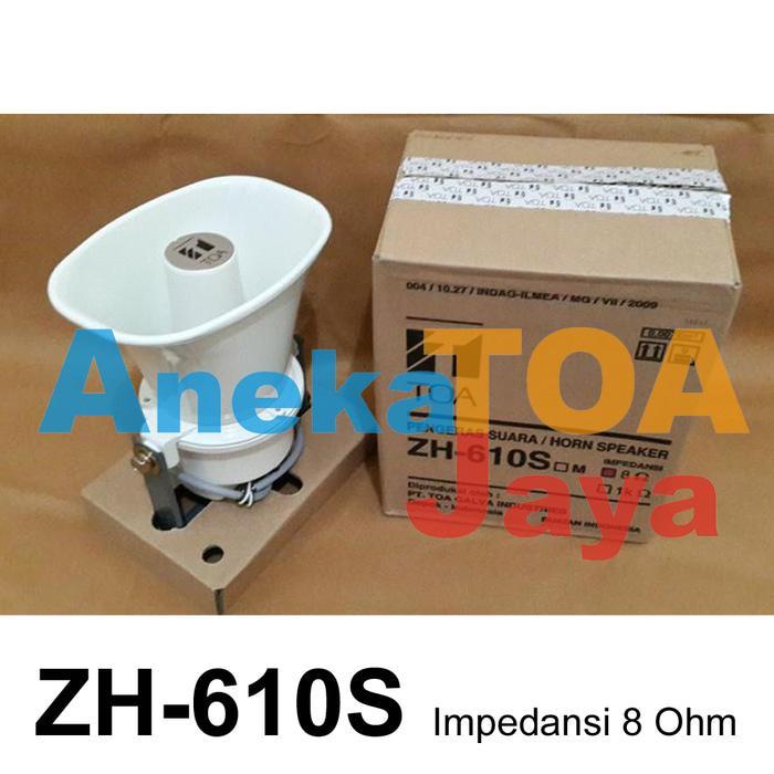 Original HORN SPEAKER CORONG TOA ORIGINAL ZH-610 S/610S