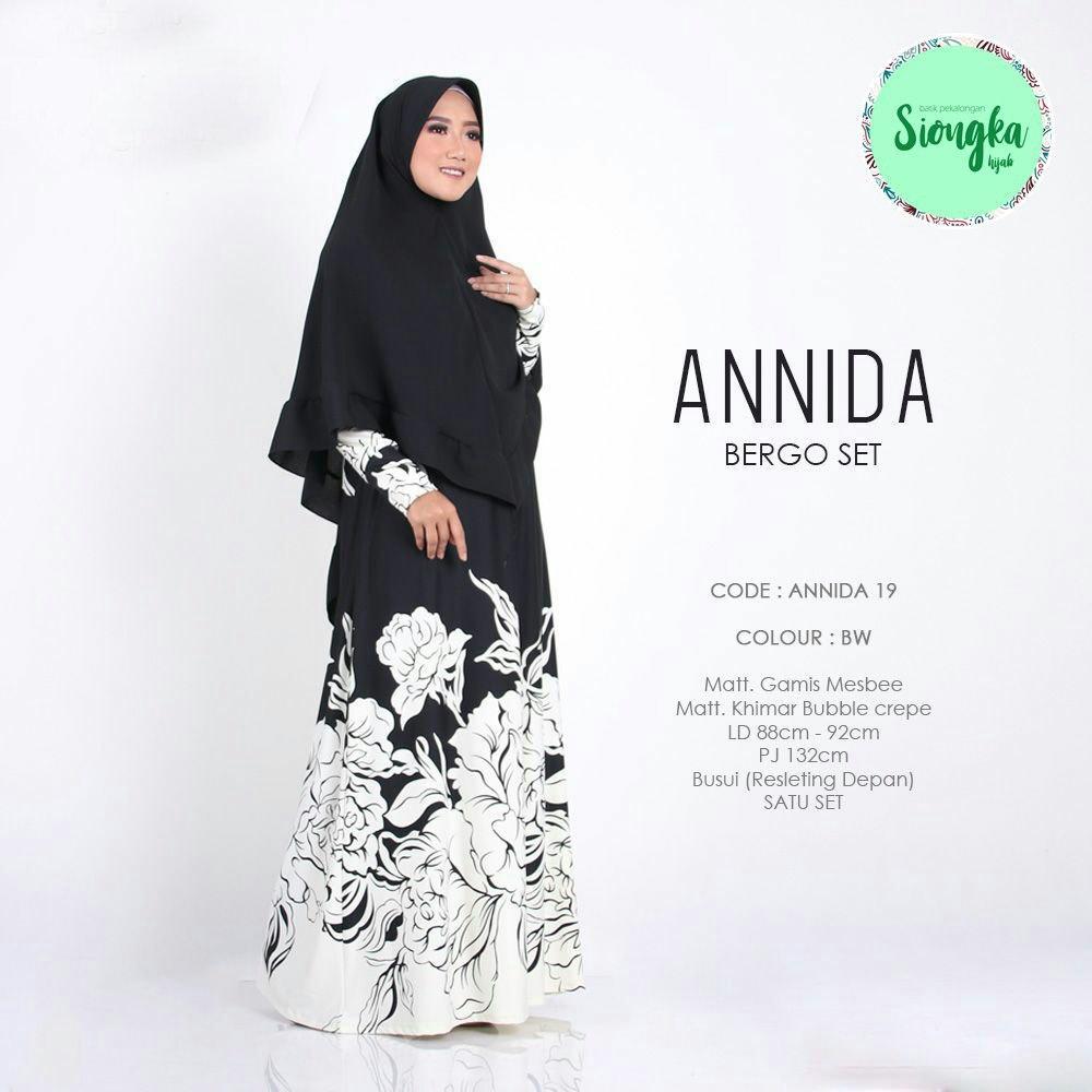 Baju Muslim Murah Terbaru 2018 Grosir Gamis Syari Pakaian Wanita Busana  Pesta Atasan . 1ec449270f