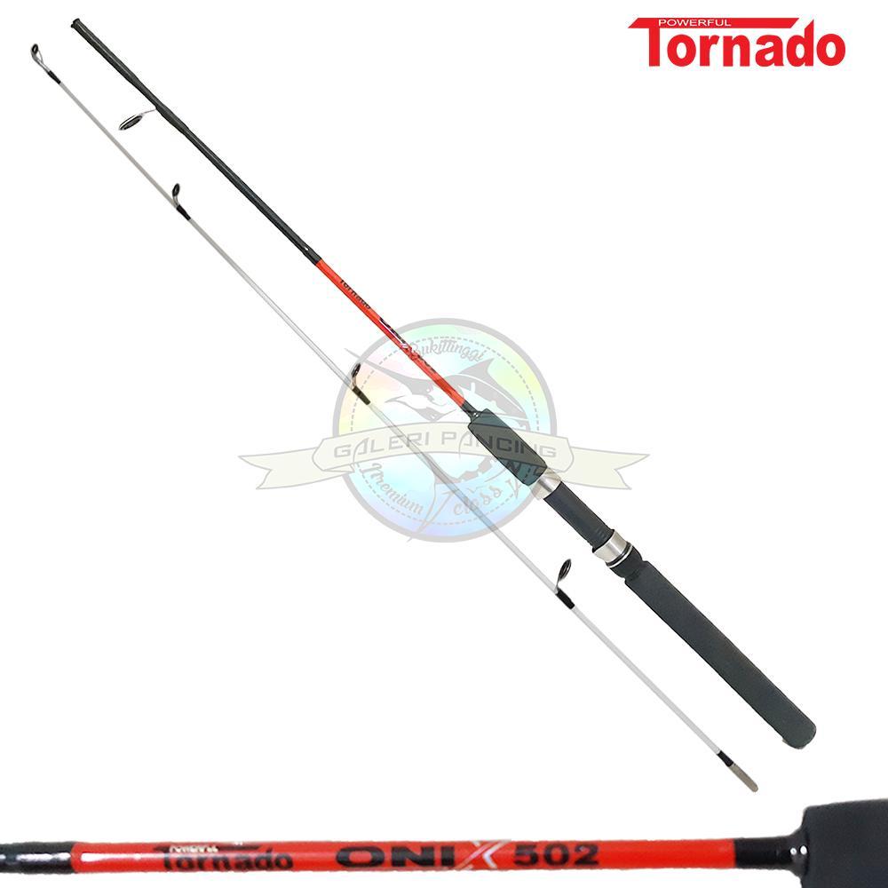 Joran Pancing Tornado Onix 502 - 150cm Beli 1 Gratis 1