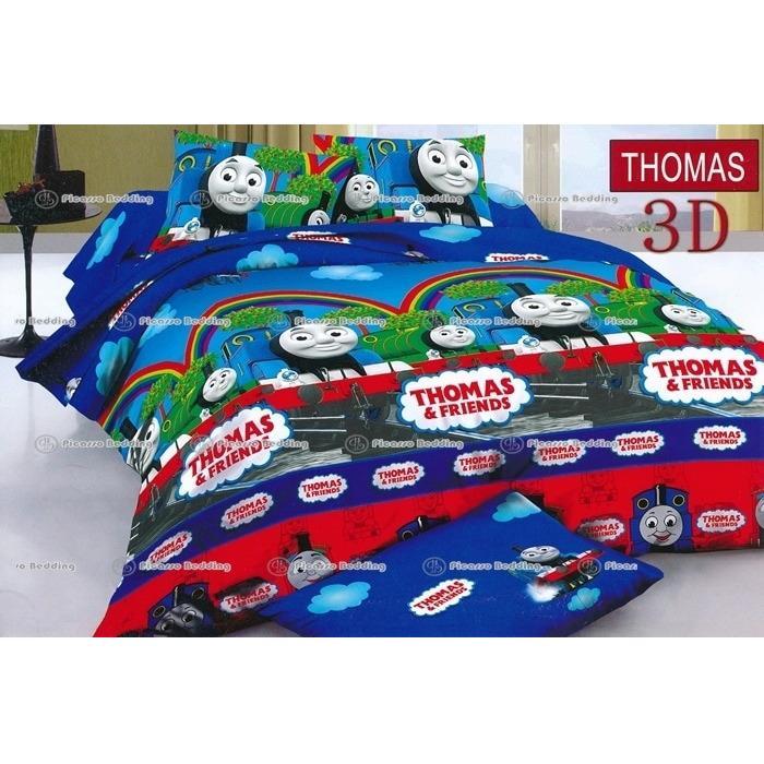 Caculs Sprei Bonita Tipe Thomas Single Size 120 (No 3)