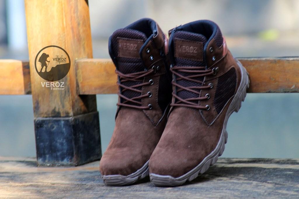 Sepatu Boot veroz Delta Army Tactical Shoes - Gurun a3ae5b56ae