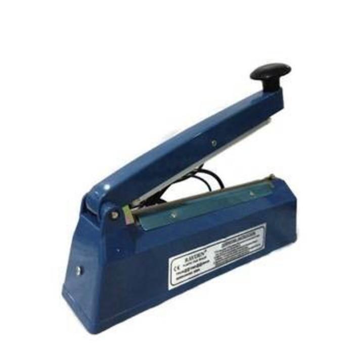 Home Lux Impulse Sealer Pfs 200 Mesin Alat Press Plastik 20 Cm - Xuc6do