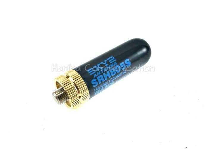 Sky2 SRH805S Antena HT Dualband Motorola Walky Talky - NCF8ld