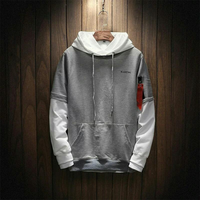 Blacktipe Hoodie Pria - Jaket Sweater Hoodie Pria
