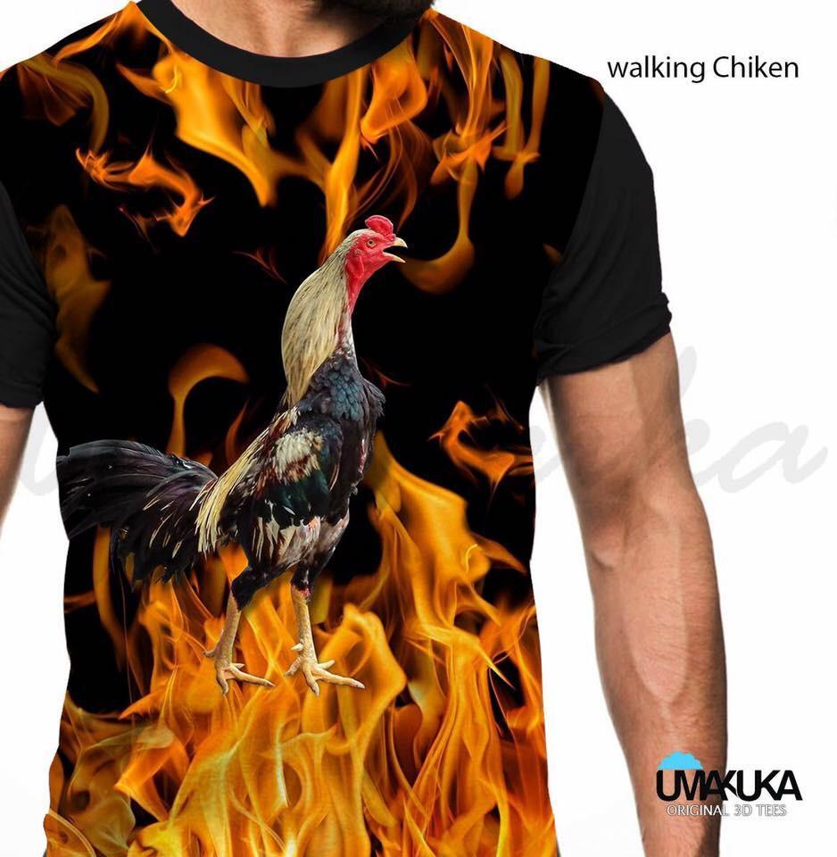 Jual Ayam 7 Kaos Murah Garansi Dan Berkualitas Id Store Anak Mangkok Mie Kids Rp 89000