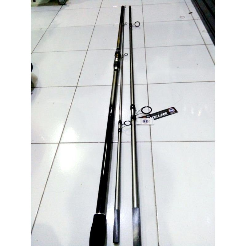 Joran Laut Maguro Javelin 420 Cm Ring Fuji Section 3