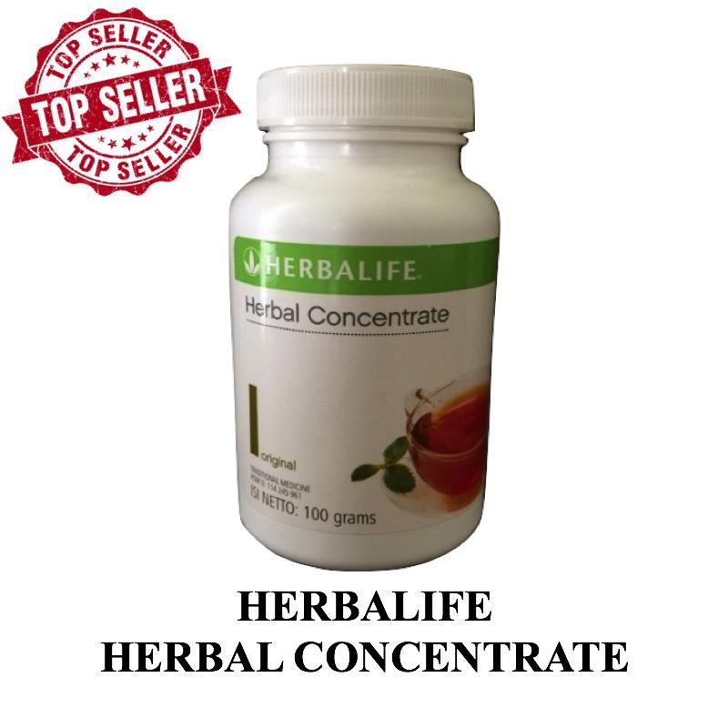 Herbalife Herbal Concentrate Tea / Teh Original Netto 100 grams