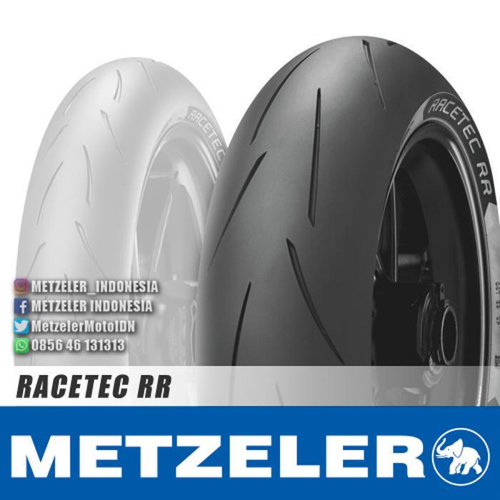 BAN MOTOR METZELER RACETEC RR 200/55ZR17 K2 78W TL RACE