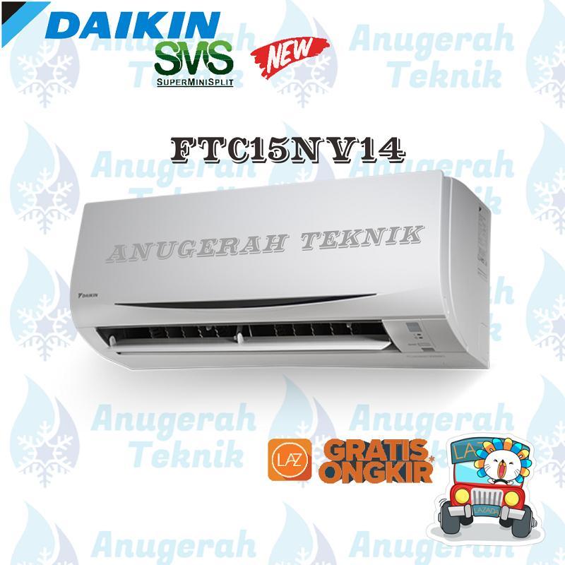 Home; Daikin AC Split 0.5 PK R32 Thailand Non Inverter - FTC15NV14