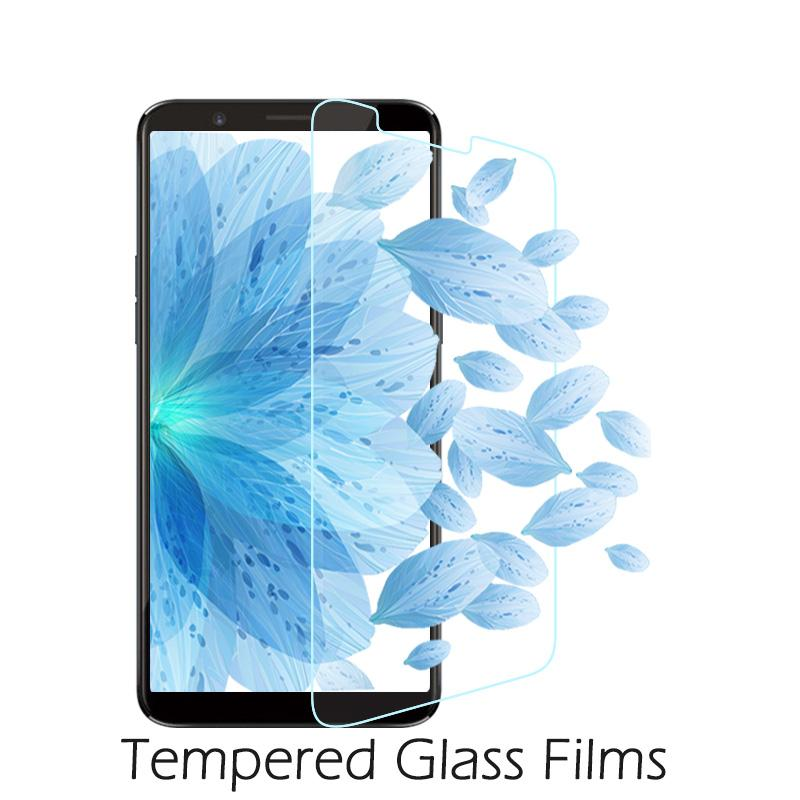 For Oppo R11s Plus 6.43 inch Tempered Glass Screen Protector Guard Film