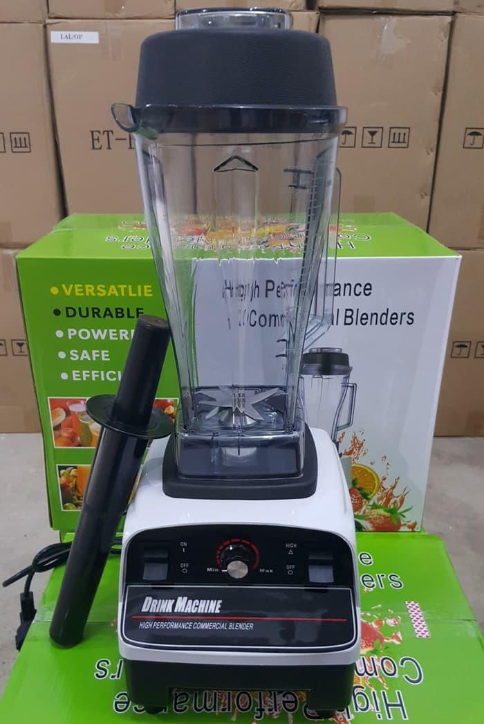 [ GARANSI 100 % ] Heavy Duty Commercial Ice Blender ET-BY-787A (Cocok untuk Cafe) @ blender philips / blender miyako / blender murah / blender cosmos / blender mini / blender portable / blender tangan / blender philips promo daging manual beauty