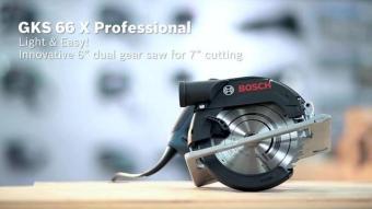 Bandingkan Toko Bosch Mesin Gergaji Triplek Circular circle saw kayu GKS 66X 66 x sale - Hanya Rp3.618.750