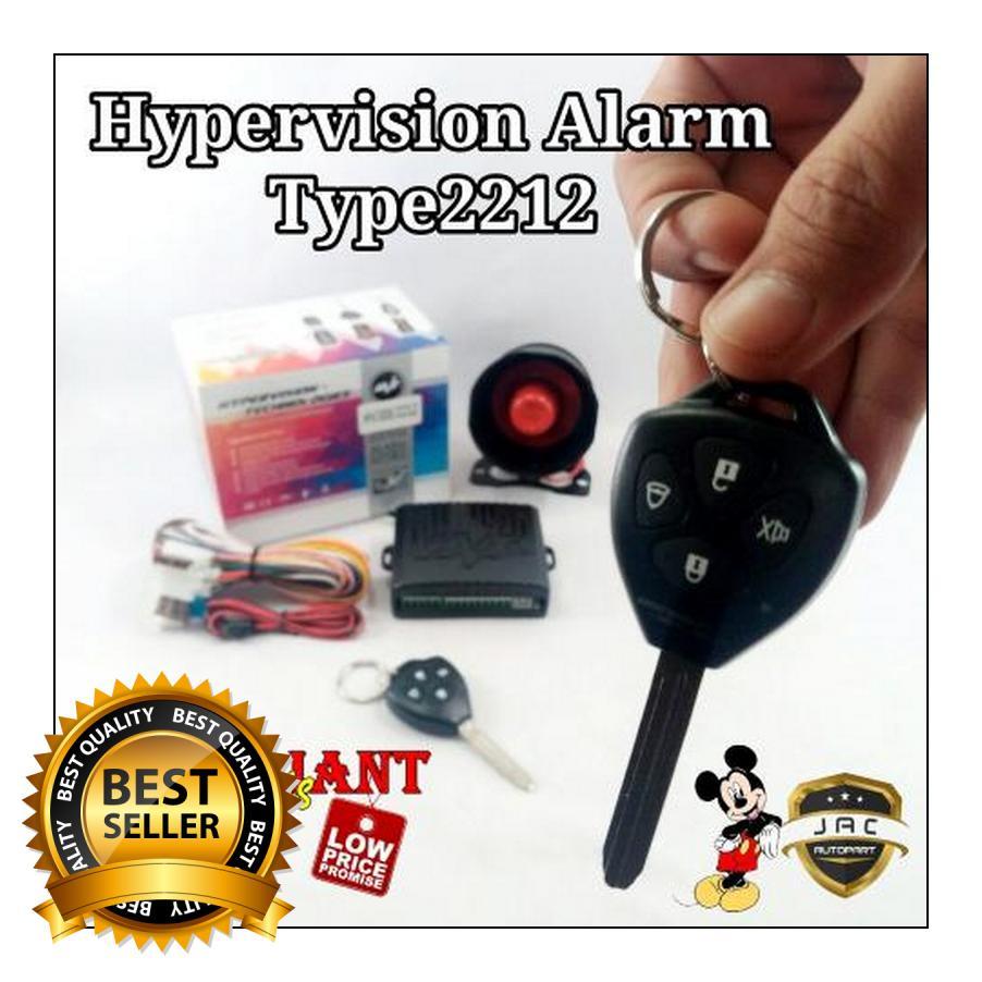 R4 Alarm Mobil Set Komplit Kunci Remote Control 294 Daftar Harga Premium Hypervision Tuk Sound Type