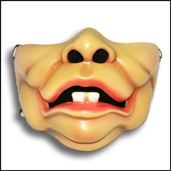 Masker 3D Semar