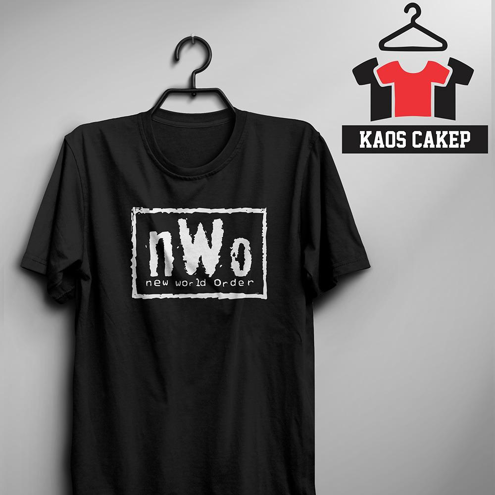 Kaos nWo New World Order Murah Keren