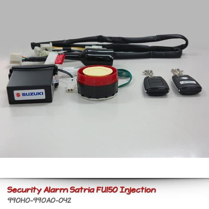 SECURITY ALARM SUZUKI SATRIA FU150 MF 40INJECTION41