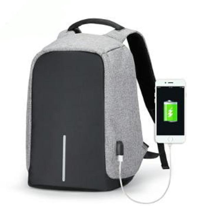 Tas Ransel Wanita / Tas Ransel Pria / Tas Ransel Pria Bodypack / tas ransel kekinian / Best Seller Tas Anti Maling (Anti Theft Backpack / Smart Back Pack)