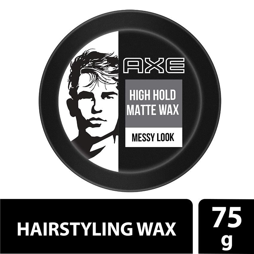 Axe Hairstyling High Hold Matte Wax 75g By Lazada Retail Axe