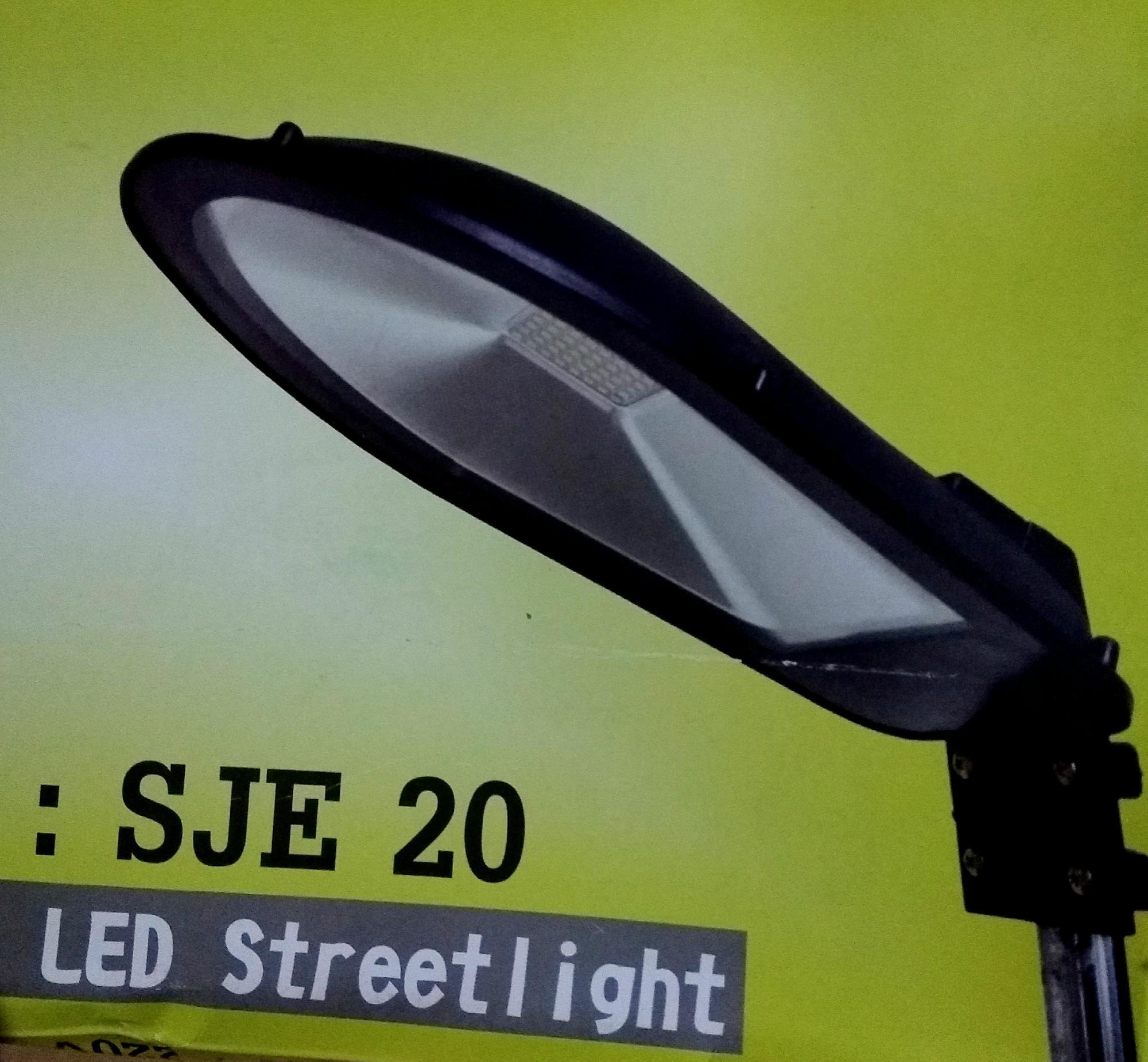 Kap lampu jalan