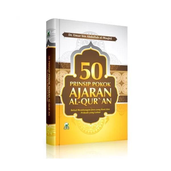 Buku 50 Prinsip Pokok Ajaran Al-Quran Storesipit