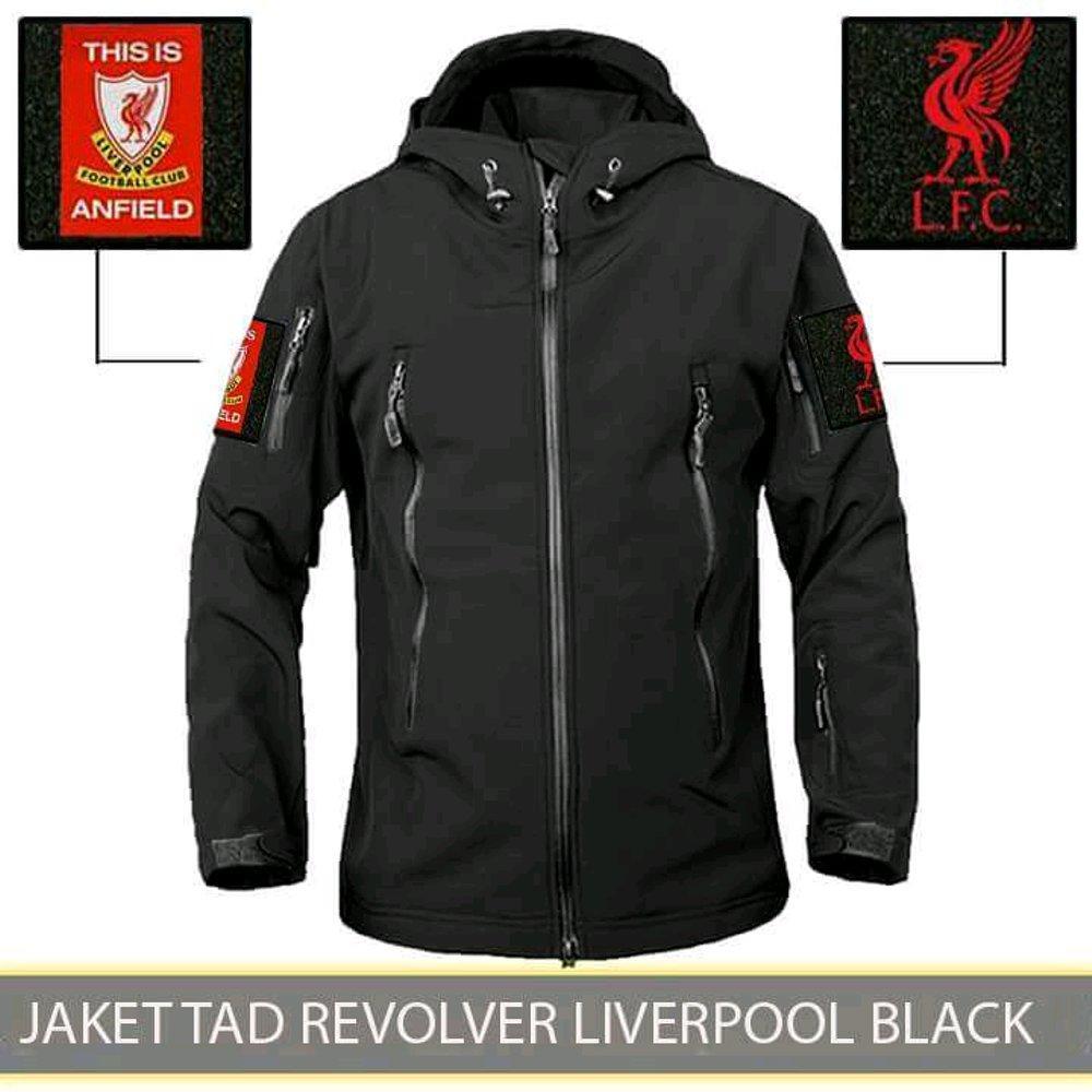 Jaket TAD Revolver Waterproof Windbreaker Liverpool