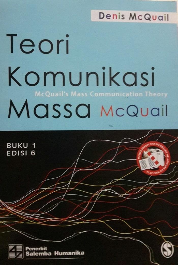 Buku Politik Terbaru Teori Komunikasi