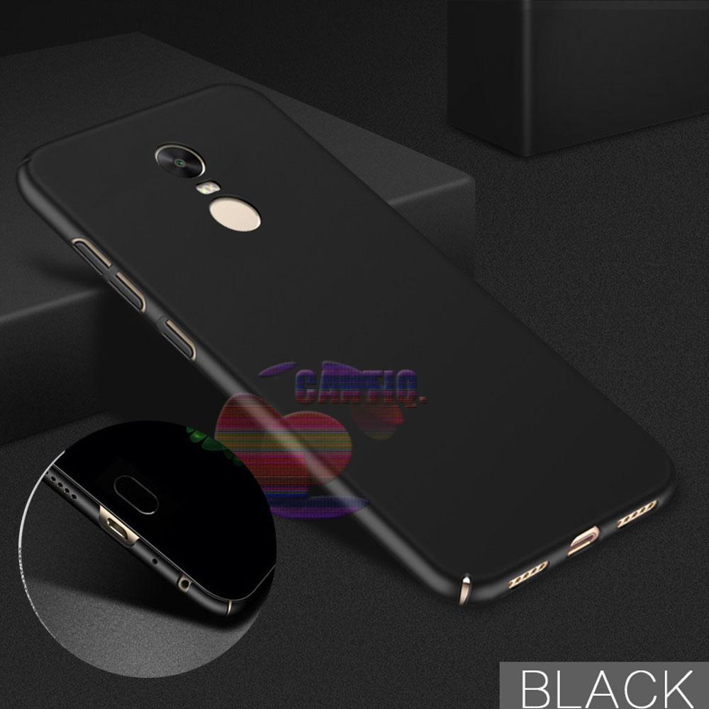 Case For Xiaomi Redmi Note 4X Hard Slim Black Mate Anti Fingerprint Hybrid Case Baby Skin Xiaomi Redmi Note 4X Baby Soft Lenovo Hardcase Xiaomi Redmi Note ...