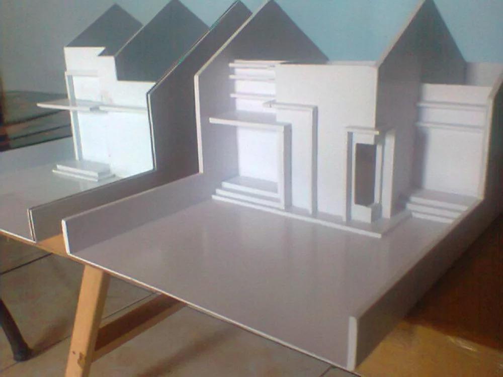 Pvc Foam Board 40x60 Cm 3 Mm Maket