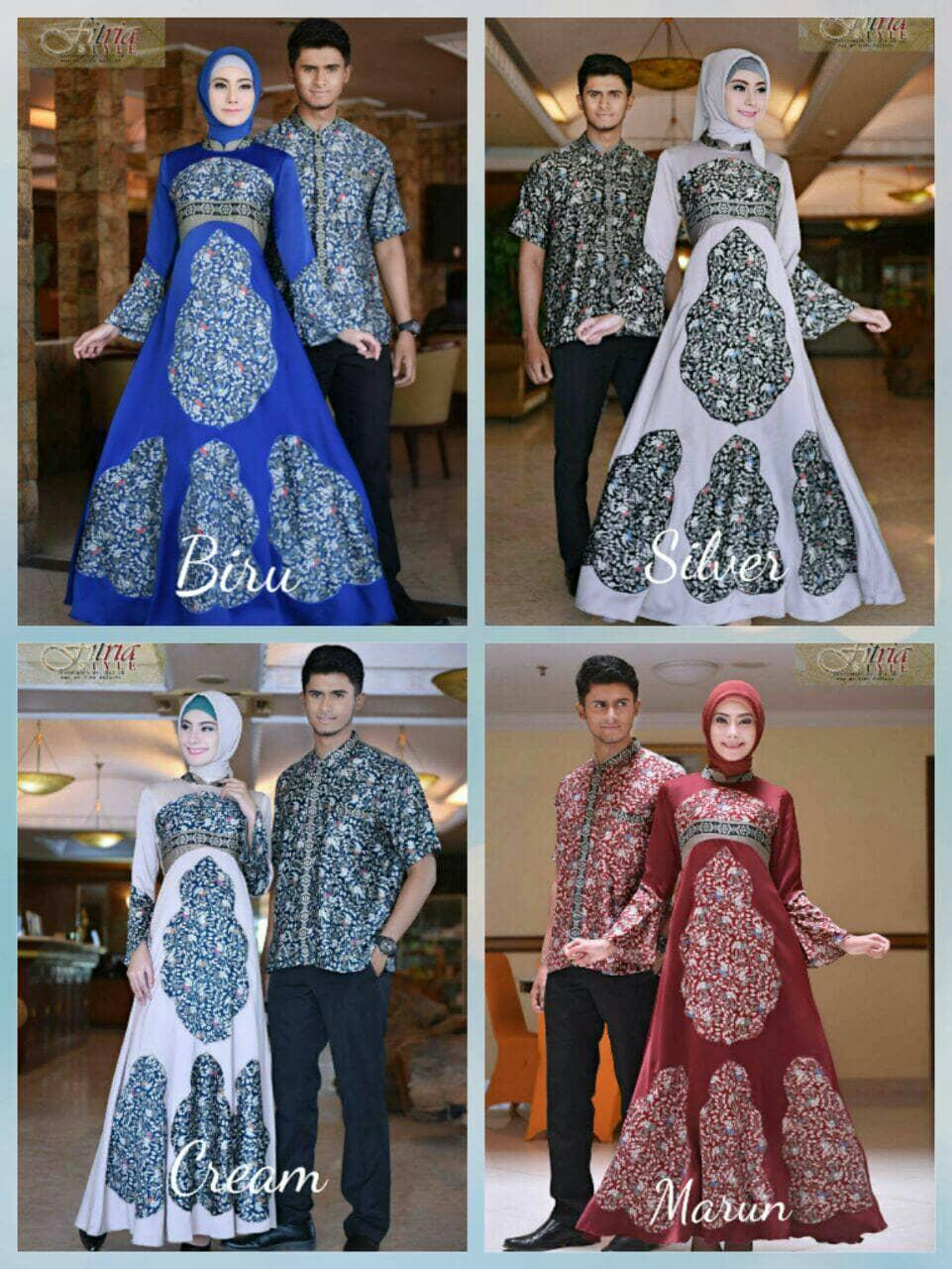 Hanan & Haneen by FItria style - Couple