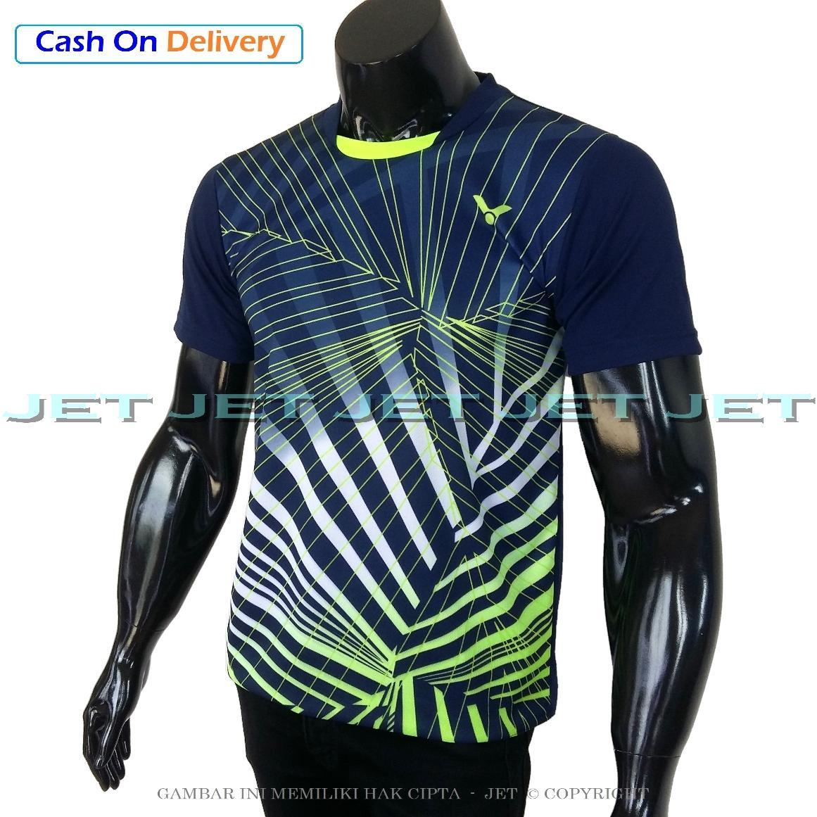 JeT Sports – Kaos Olahraga M L XL - Dri Fit Sport – Replica - Segala Aktifitas – Pria Wanita – Badminton - Baju Futsal – Sepakbola – Bola Voli – Tennis – Running – Sepeda – Training Dan Lainnya – Sporty – Gym – Fitness Fitnes Indonesia VCR
