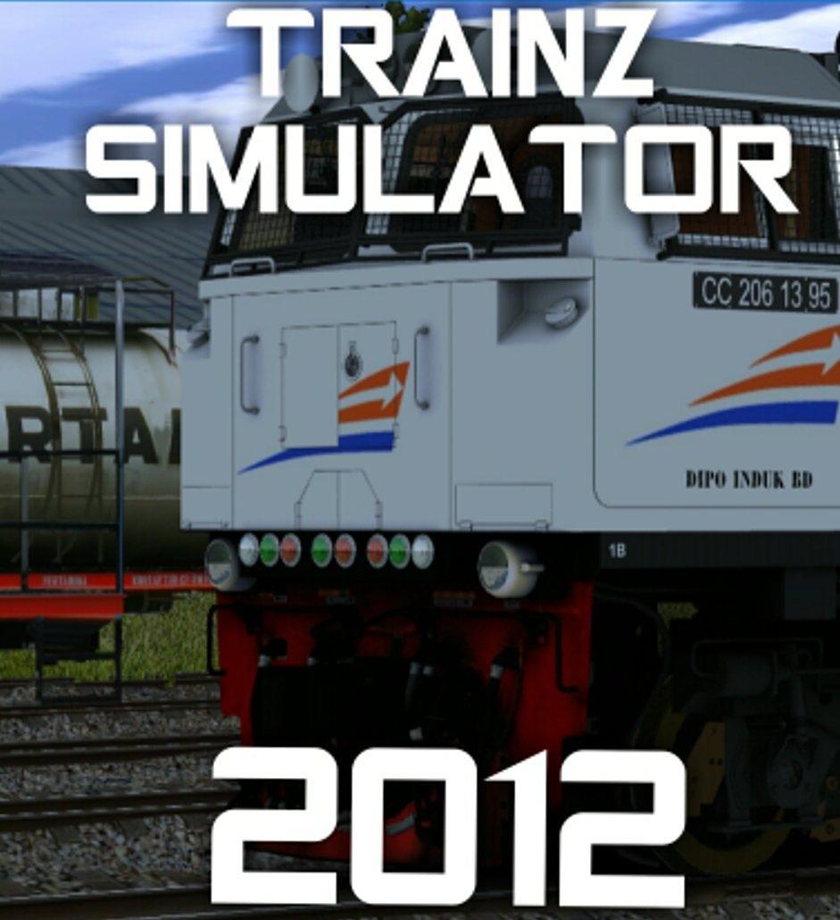 Trainz simulator 2012 Indonesia lengkap