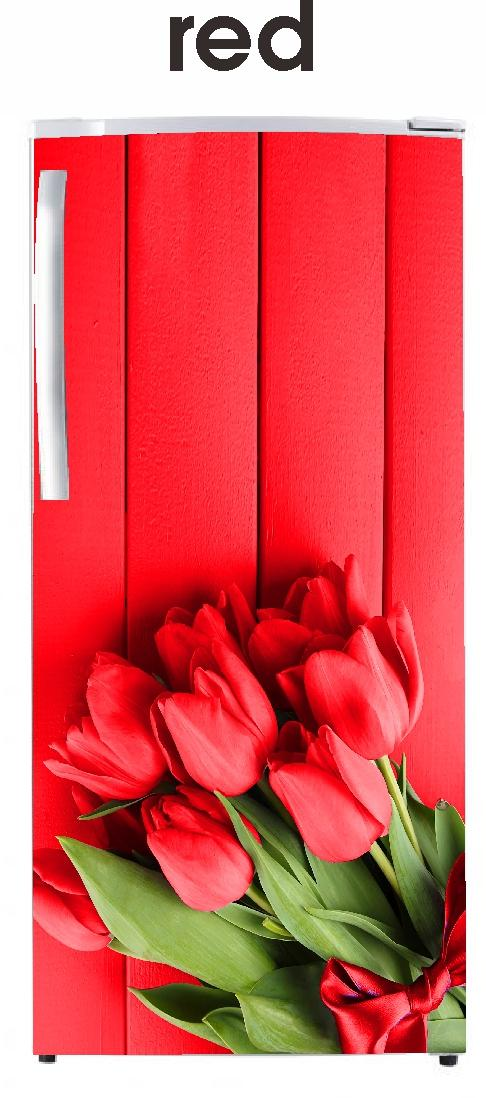 stiker kulkas 1 pintu Murah tulip