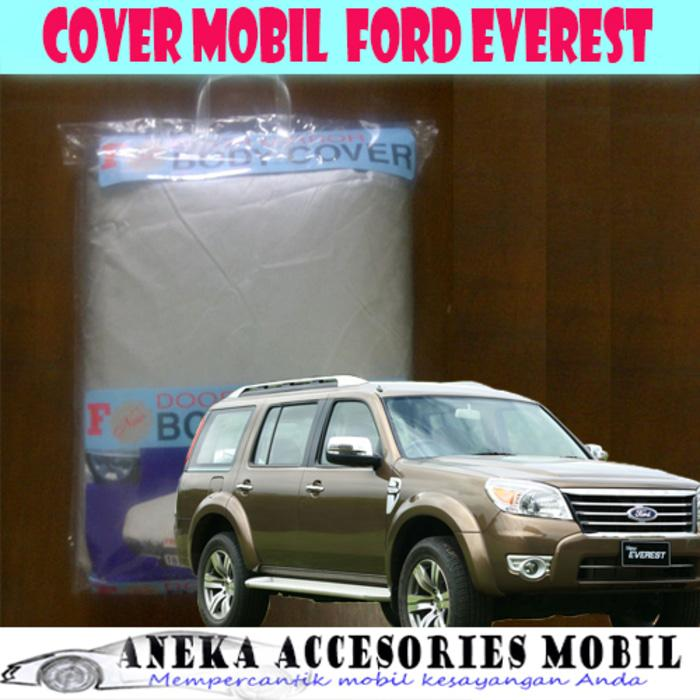 Body Cover/Selimut/Sarung/Cover Mobil Ford Everesst