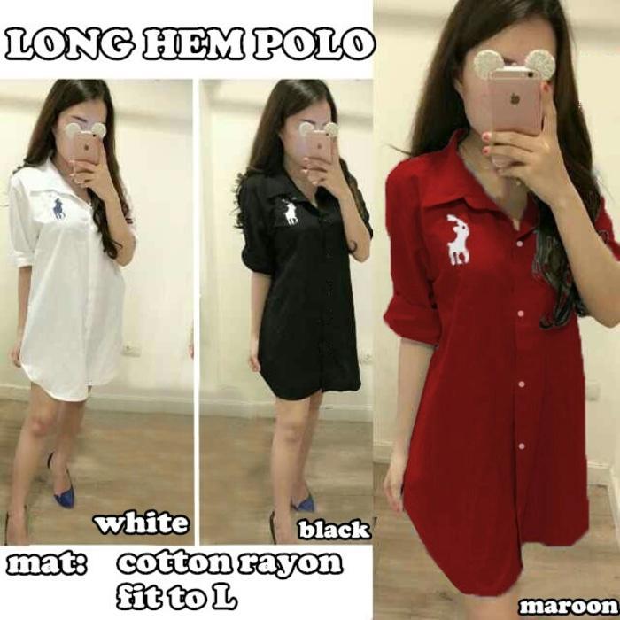 Longhem Polo [Dress 0133]