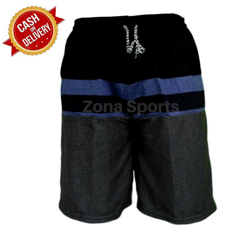 Zona Sports Celana Pendek Pria Distro / Celana Casual Cowok Santai / Celana Fashion Bukan Chino Jeans Cargo atau Tactical Blackhawk - CPPD70106 Bisa COD Bayar di tempat