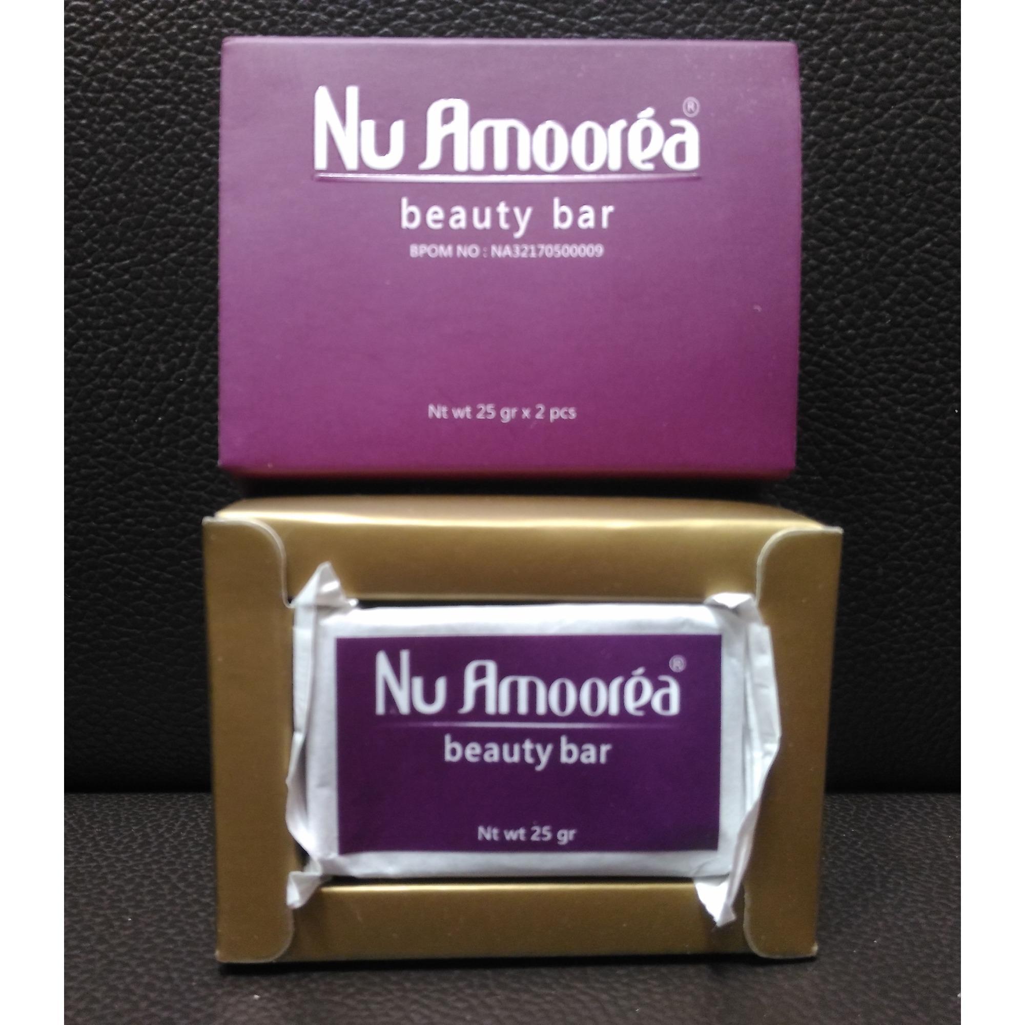 Nu Amoorea Amoera Sabun Beauty Bar 25gr